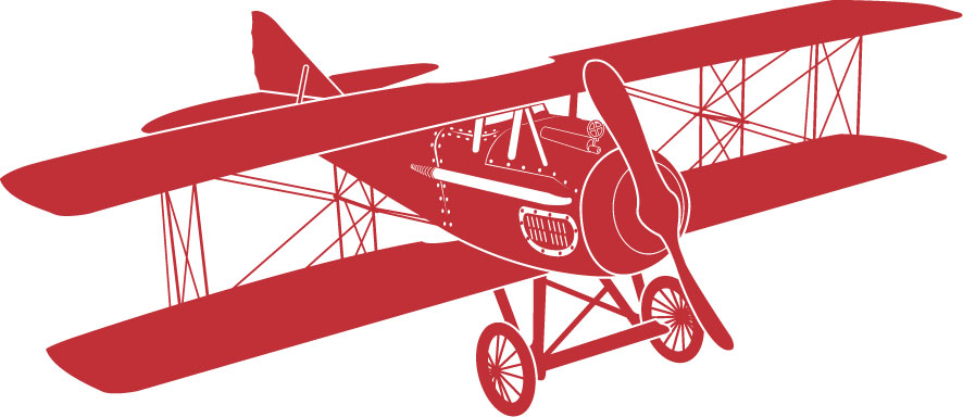 Biplane clipart vintage. Free old airplane cliparts