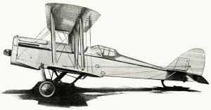 Free vintage image airplane. Biplane clipart old fashioned