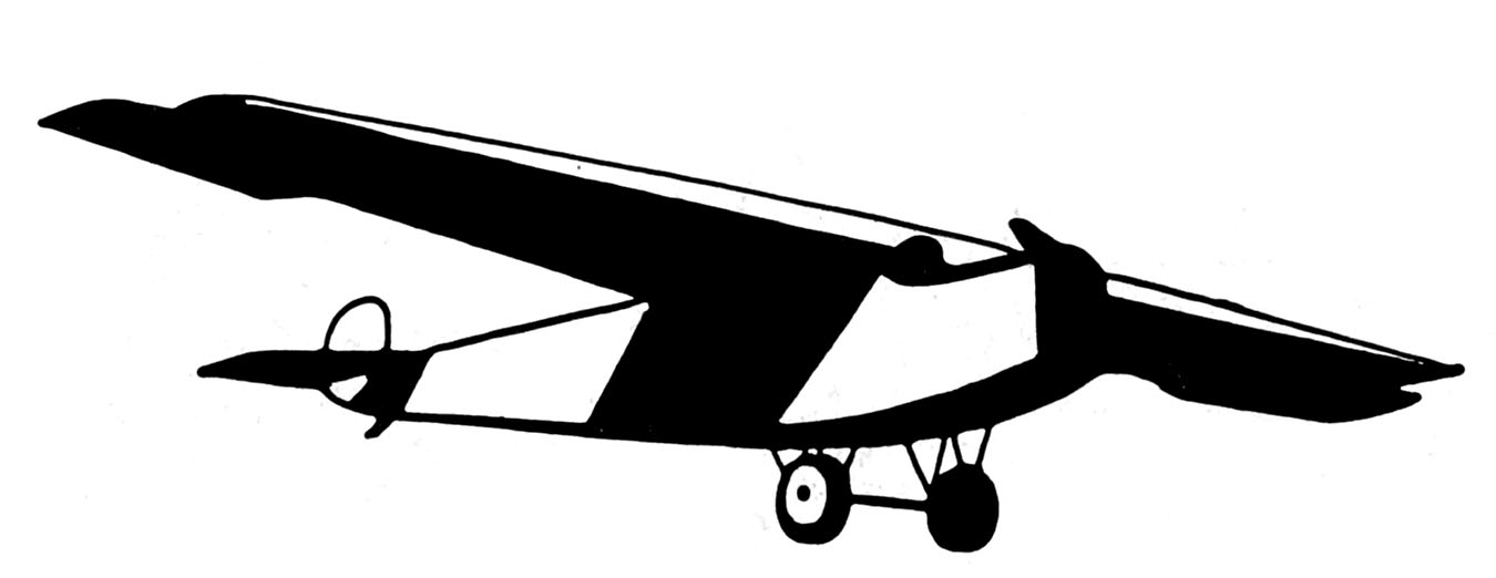 Biplane clipart old fashioned. Vintage clip art black