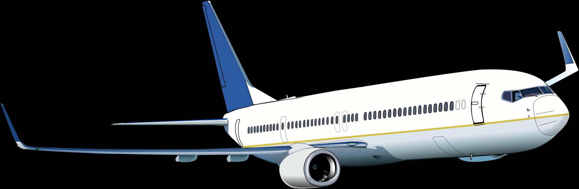 Clipart plane transparent background. Boeing png mart