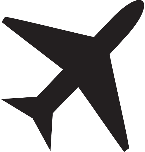 Gcons by greepit. Airplane icon png