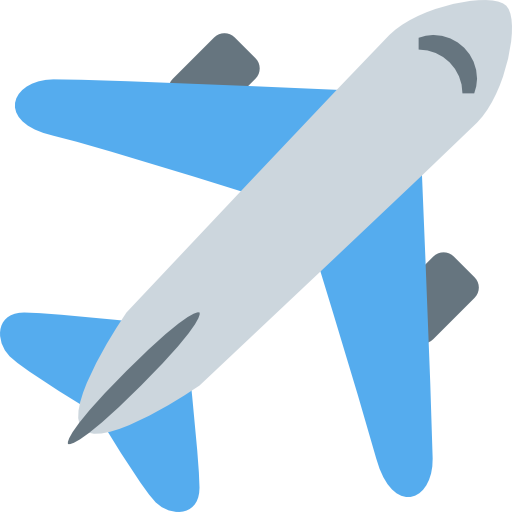 Airplane icon png. Free transport icons