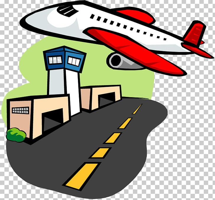 Airplane learning png . Airport clipart