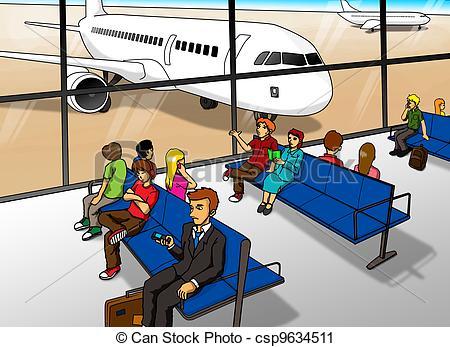 Airport air port