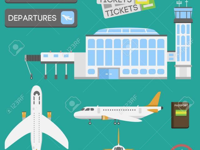 Airport clipart air port. Free download clip art