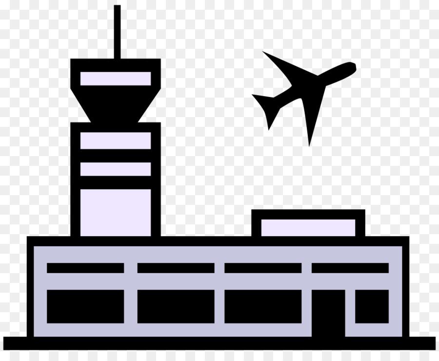 Airport clipart air port. Airplane cartoon text technology