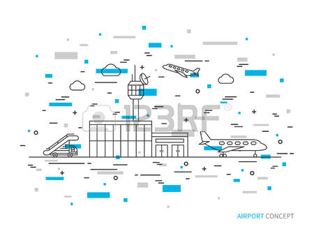 Pinart airtravelpatients vector art. Airport clipart airfield