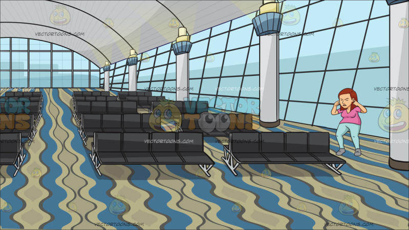 Check in . Airport clipart airfield