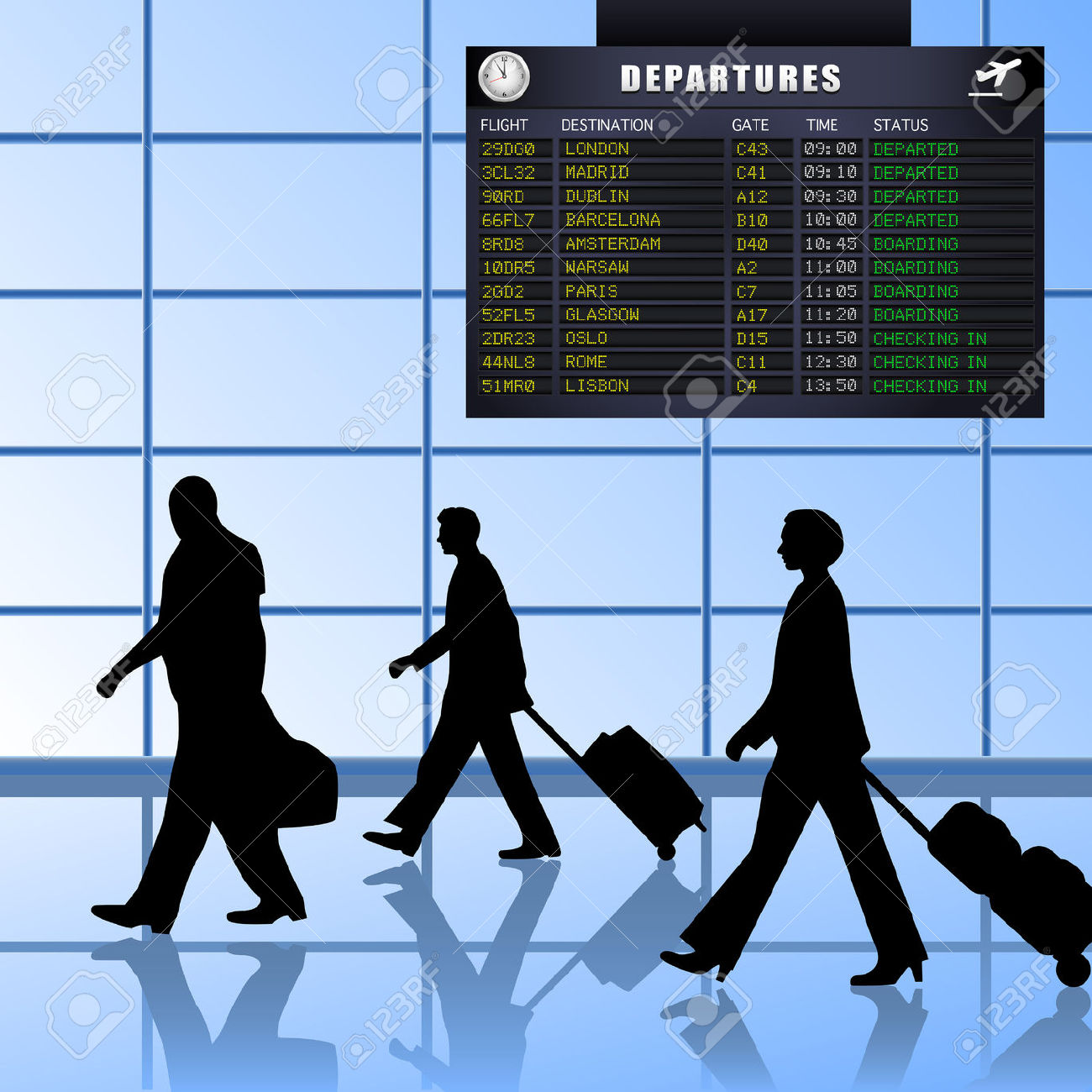 gate terminal airline. Airport clipart airport passenger