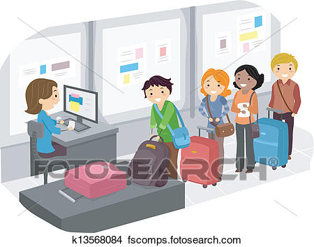 Check in clipartuse of. Airport clipart airport passenger