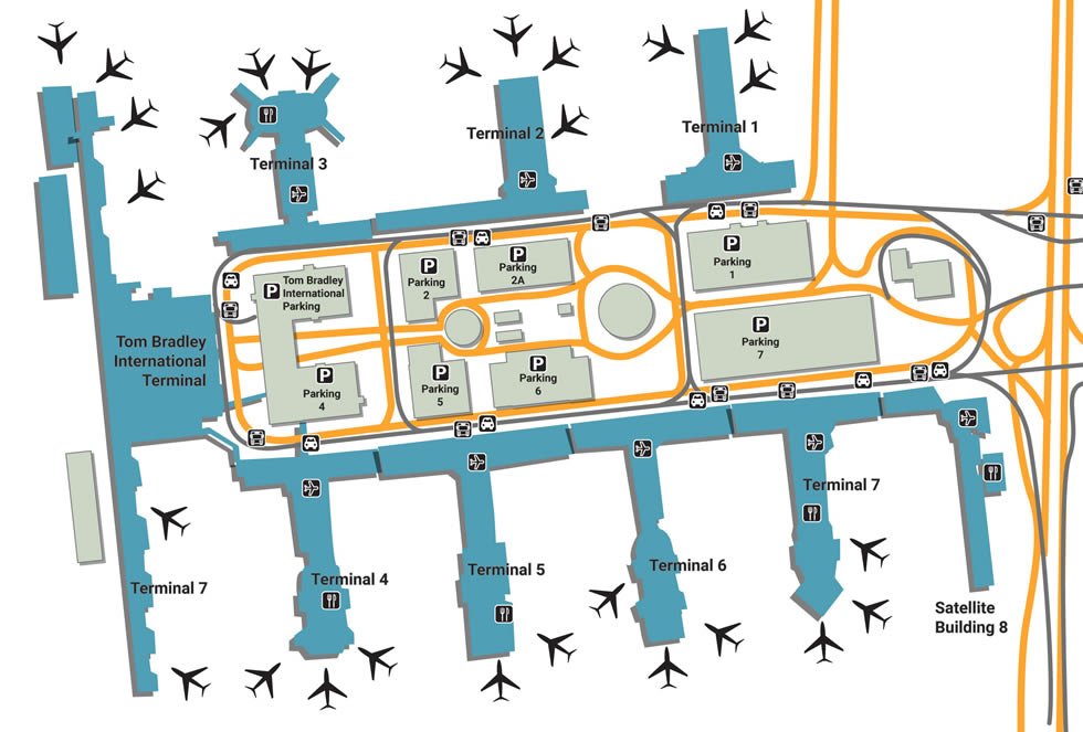 Lax pick up and. Airport clipart airport pickup