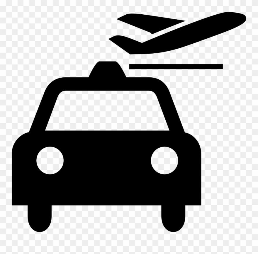 Airport clipart airport pickup. Pick up icon png
