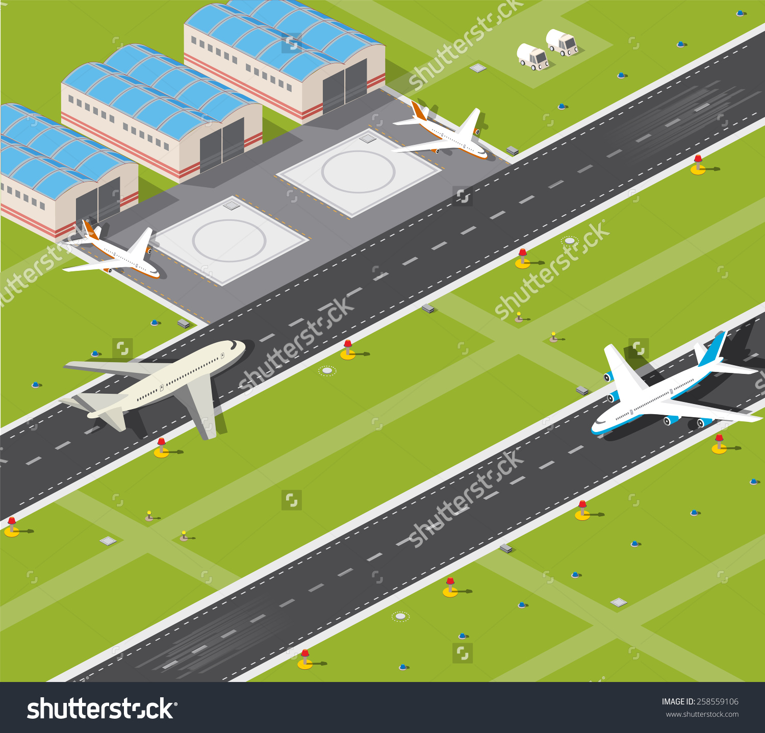 Airport clipart airport station. Runway