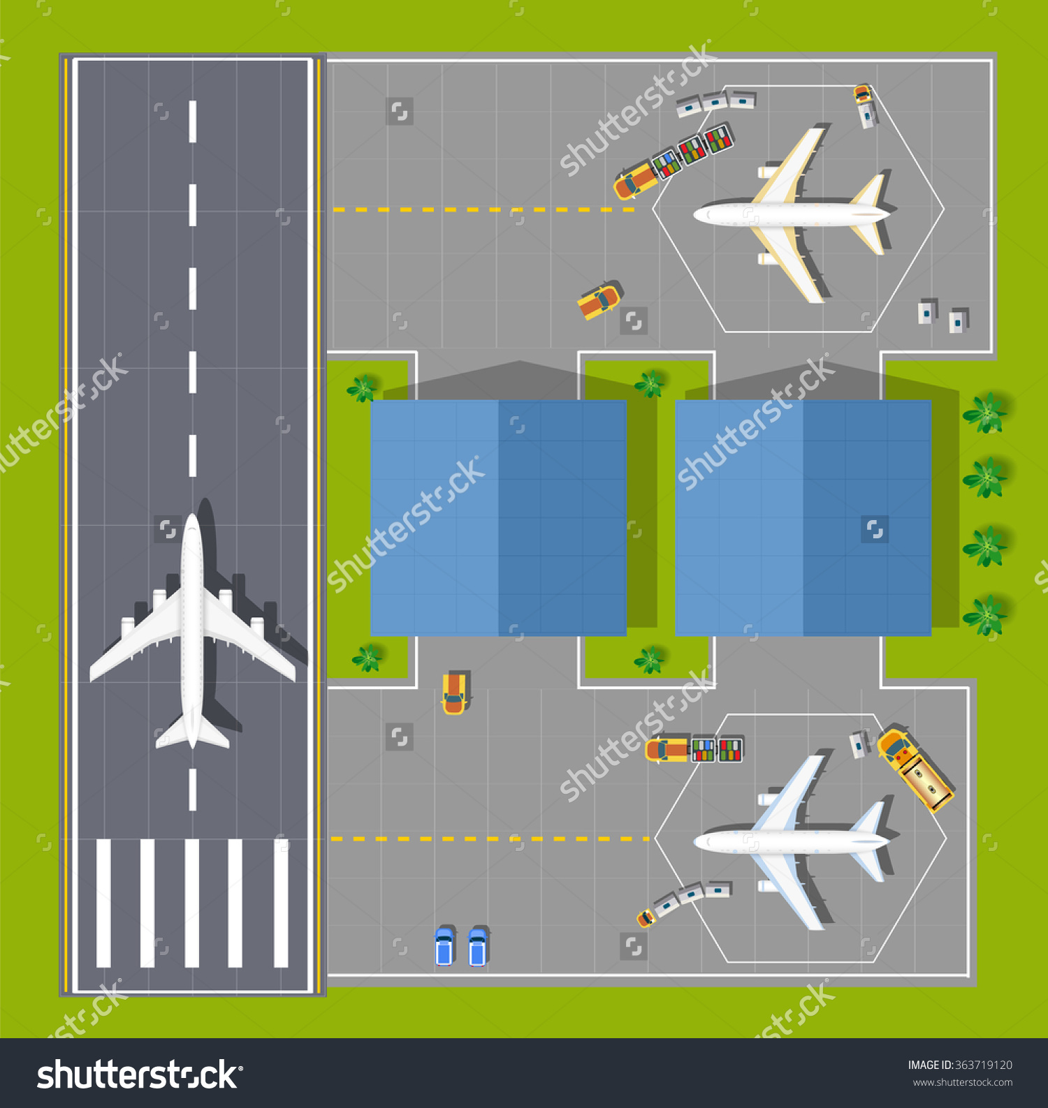 Airport clipart airport terminal. Slope clipground passenger top