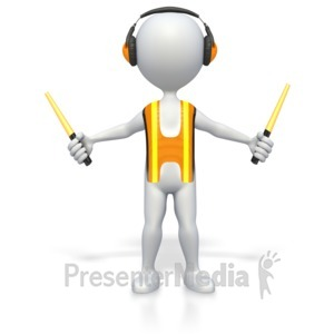Stick figure marshall . Airport clipart animated