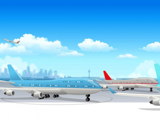 Airport clipart background. Plane pixempire