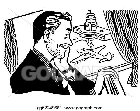 Airport clipart black and white. Drawing a version of