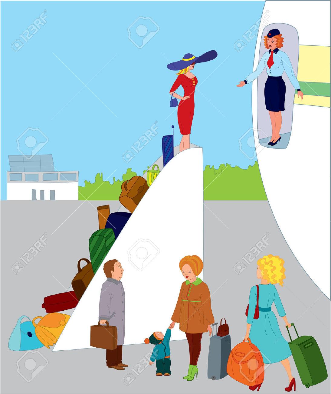 Airport clipart cartoon. Fly clipground flight attendant