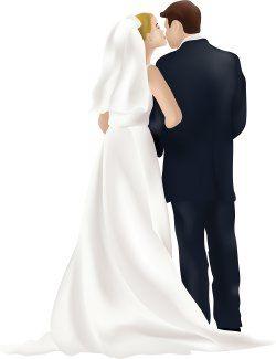 Wedding clip art pinterest. Airport clipart couple