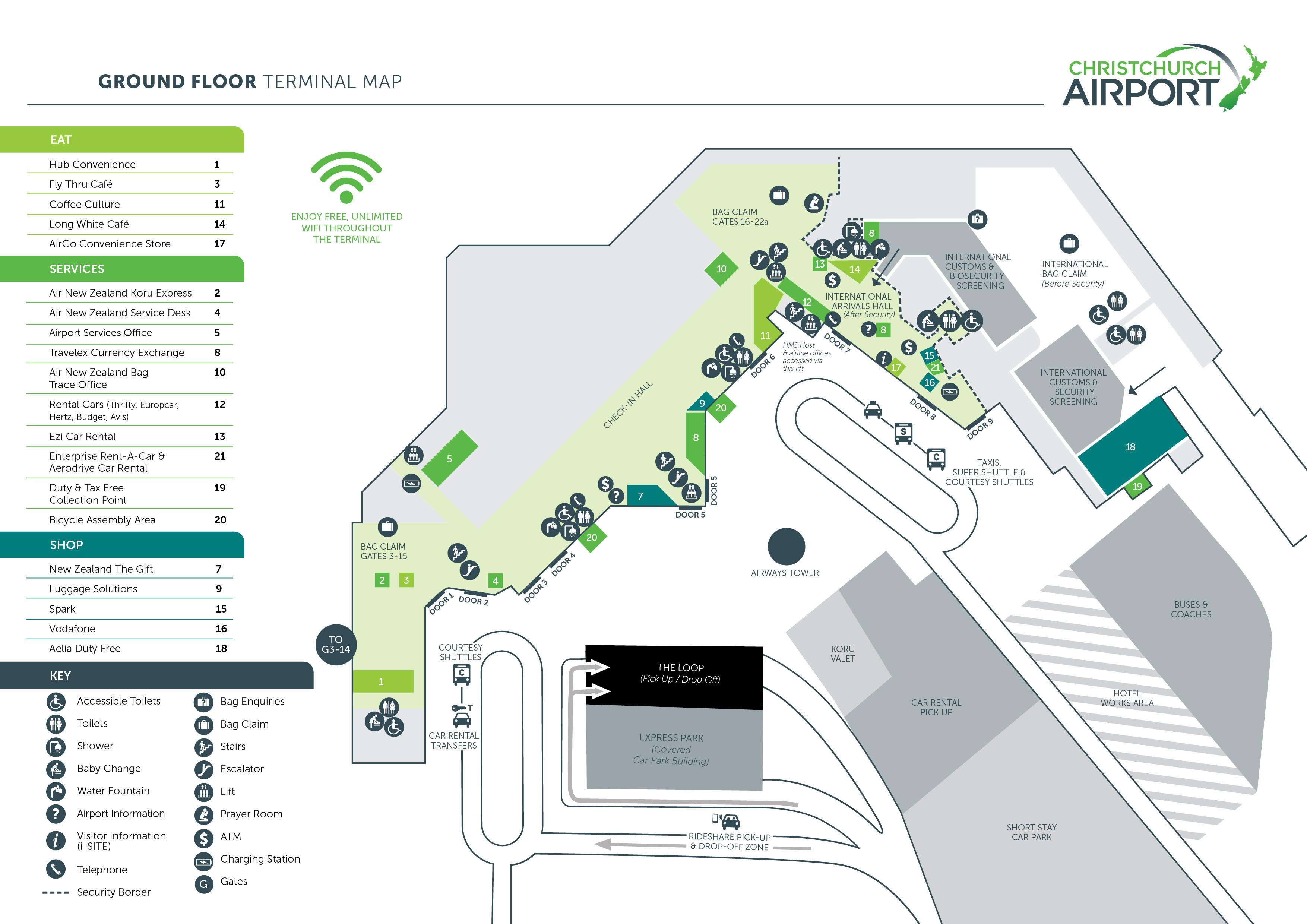 Airport clipart departure lounge. Info nz airports christchurch