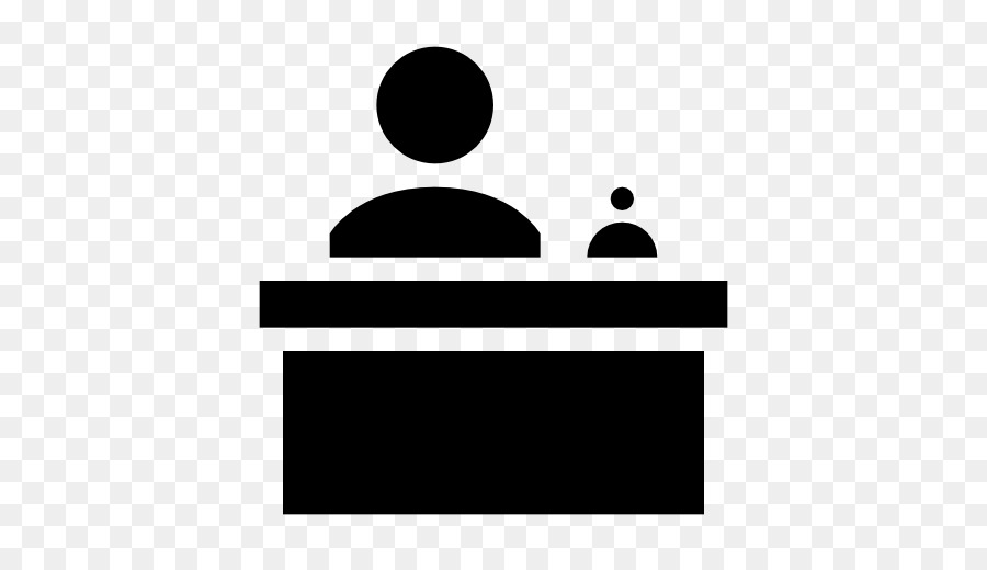Airport clipart receptionist. Computer icons hotel desk