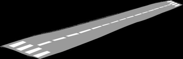 Vector clip art panda. Airport clipart runway