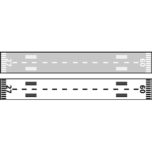 Top view cliparts of. Airport clipart runway
