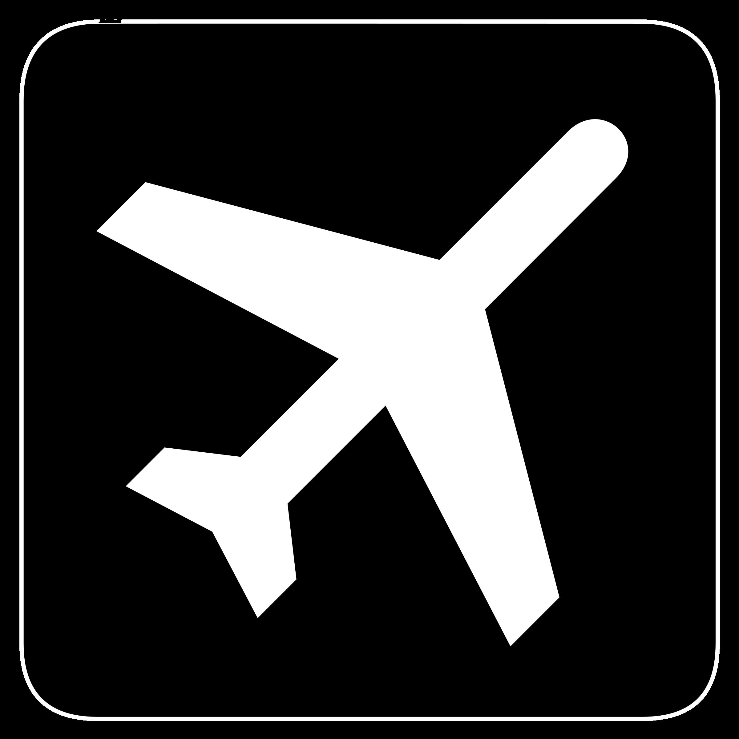 Airport clipart simbol. Aiga departures bg big
