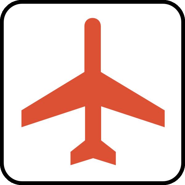 Clip art at clker. Airport clipart simbol