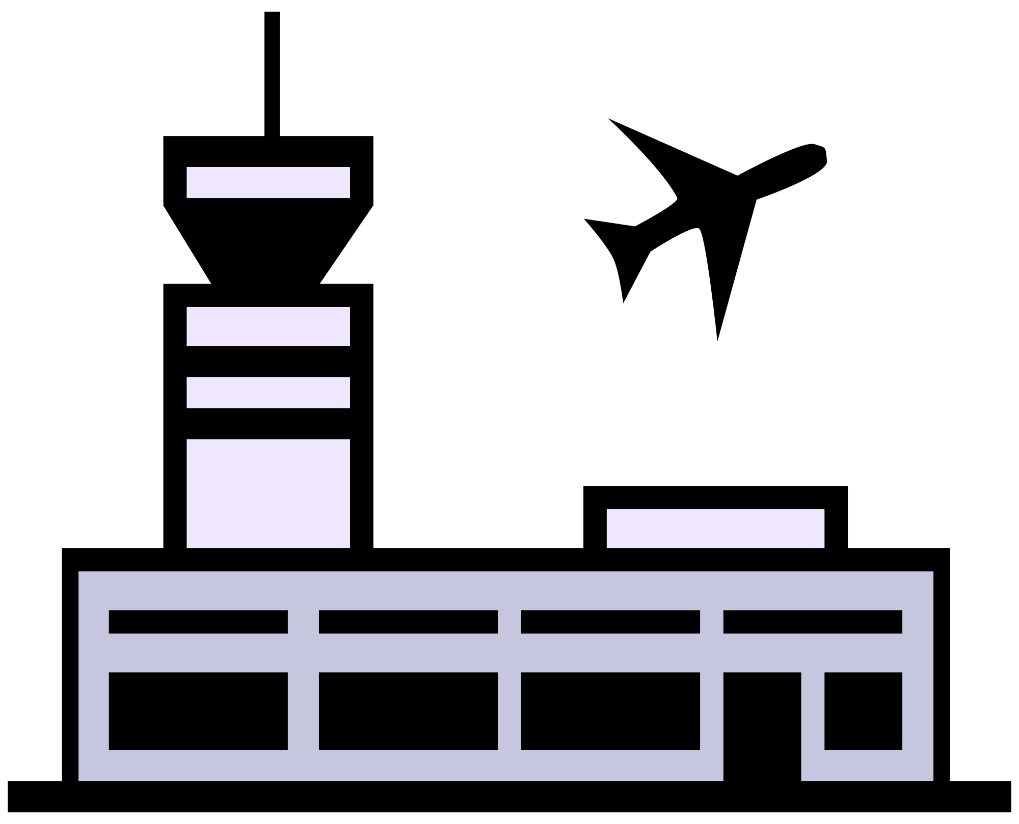 File symbol svg wikimedia. Airport clipart transparent