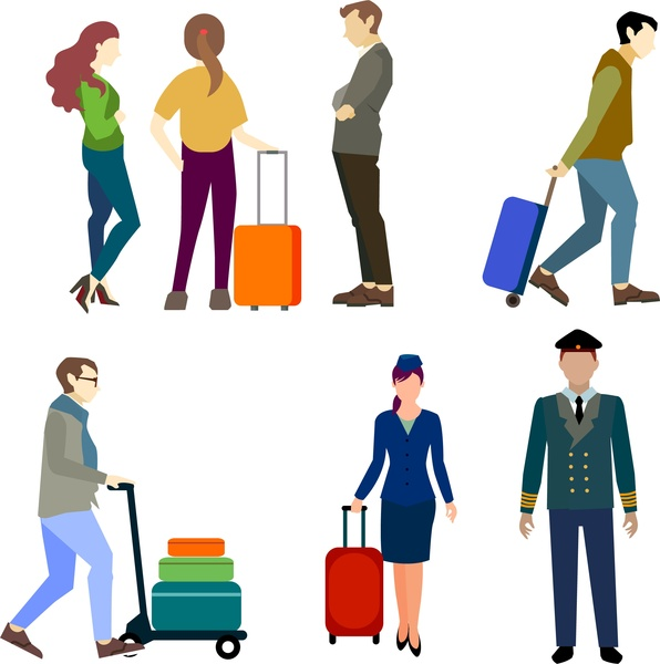Free download for commercial. Airport clipart vector
