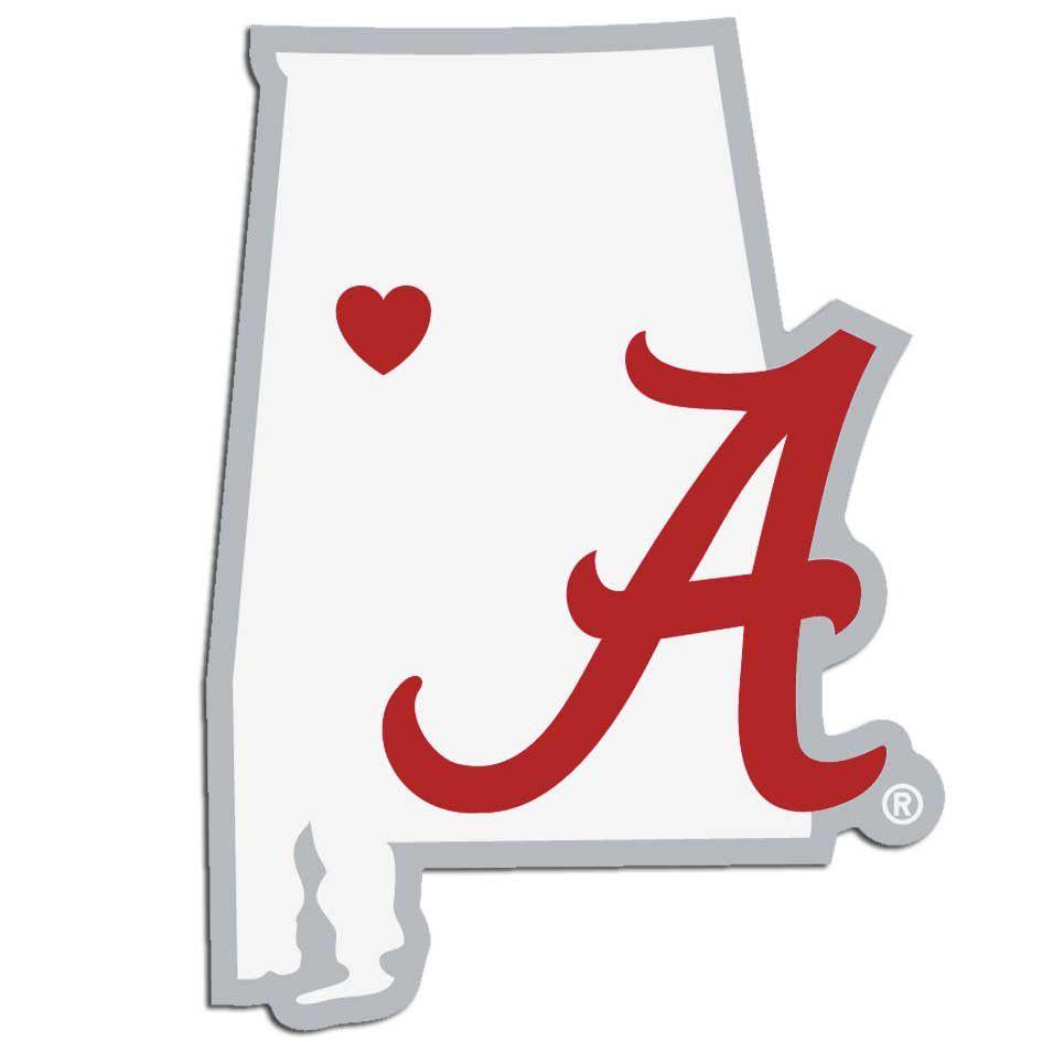 Alabama clipart. Crimson tide home state