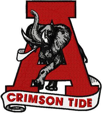 University of clip art. Alabama clipart