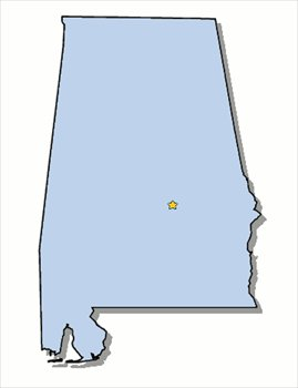 Free graphics images and. Alabama clipart