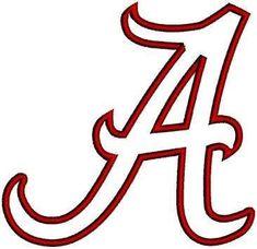 Football logos clipartfest craft. Alabama clipart