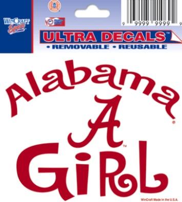 Crimson tide a girl. Alabama clipart bama