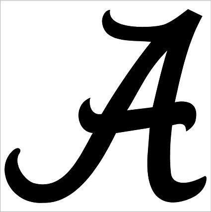 Crawford graphix ncaa university. Alabama clipart black and white