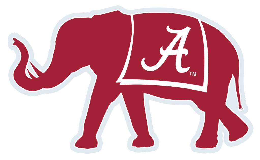 Alabama Clipart Elephant, Alabama Elephant Transparent