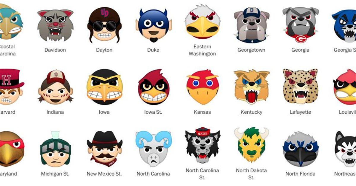 Alabama clipart emoji. The ncaa tournament style