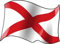 Alabama clipart flag alabama. Fifty states illustrations graphics