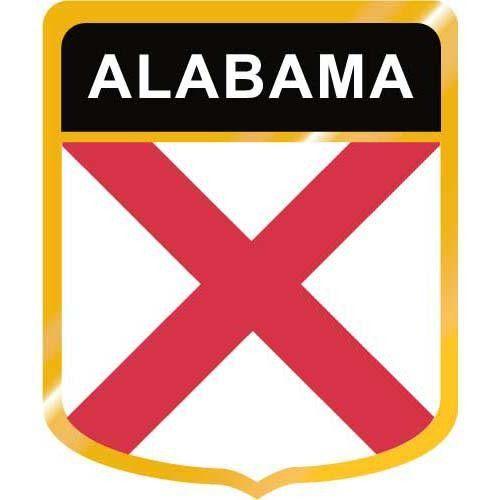 Crest clip art home. Alabama clipart flag alabama