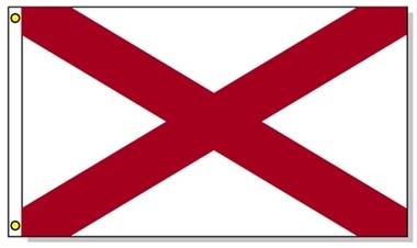 Alabama clipart flag alabama. State flags
