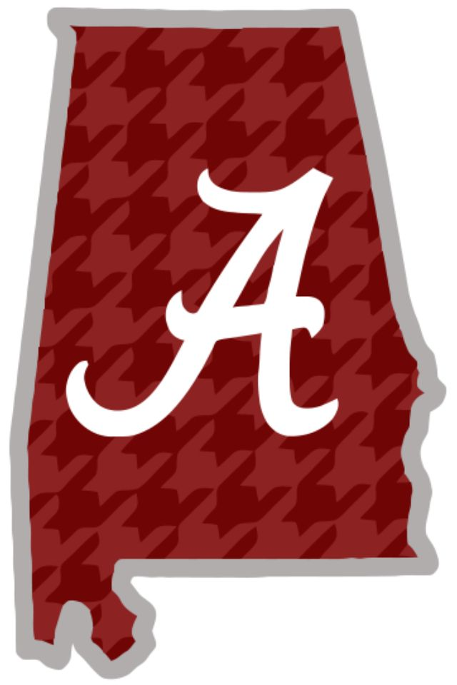 Alabama clipart football.  best images on