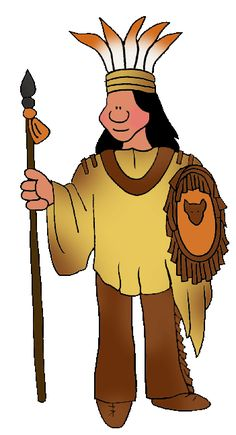 Canoe clipart native american. Free clip art by