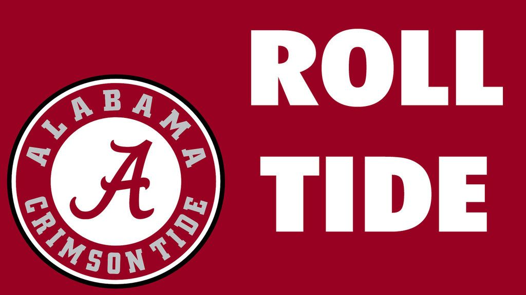 Alabama clipart roll tide. Know your meme