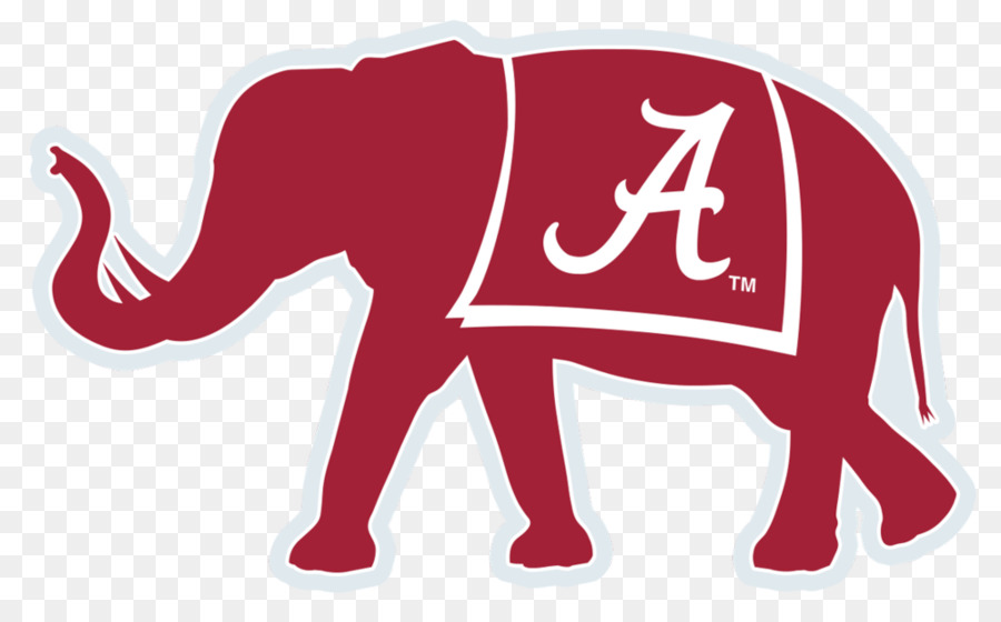 American football background red. Alabama clipart sign