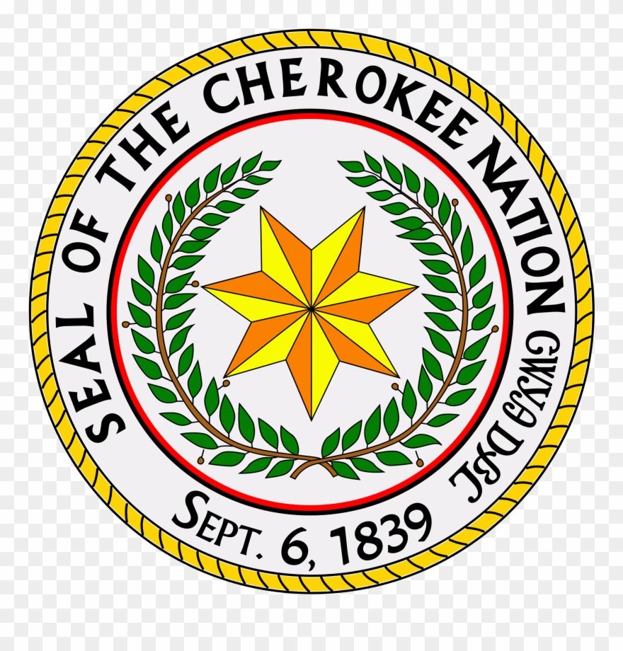 Alabama clipart tribe. Cherokee nation symbol
