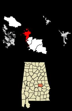Wetumpka wikipedia location of. Alabama clipart tribe