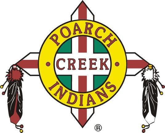 Poarch creeks donate to. Alabama clipart tribe