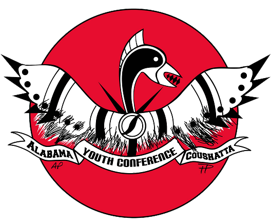 Alabama clipart tribe. Coushatta indian reservation lake